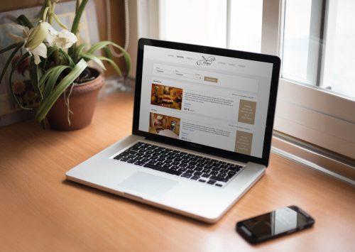 Site web de location en ligne pour l'Auberge Nemoz : www.auberge-nemoz.com