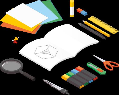 Branding - Création d'éléments graphiques afin d'élaborer un objet de communication.