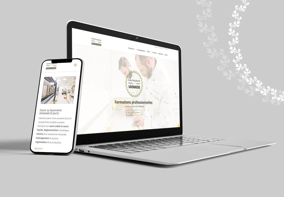 Création site internet e-commerce à Voiron
